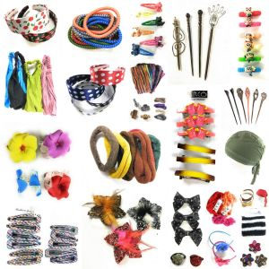 Stock Misto Accessori per capelli (vasto assortimento)
