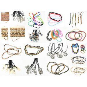 Stock di Bracciali e collane Ideali per la Spiaggia