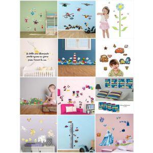 Adesivi murali per i Bambini - Decorazioni muro cameretta - Crearreda Disney