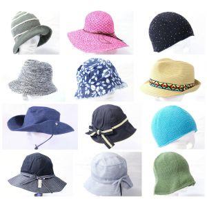 Cappelli in stock - Arco - Primavera Estate - Modelli assortiti
