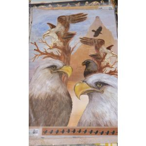 Stock Decoupage - Carta decoupage cm 69x49 (confezione da 10 fogli)