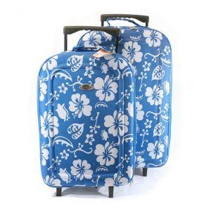 Valigie Trolley in stock (set di 2 valigie)